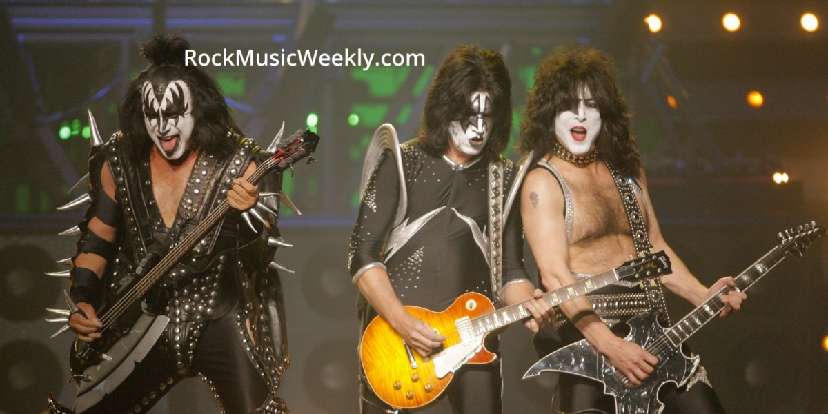 RockMusicWeekly.com and Kiss.