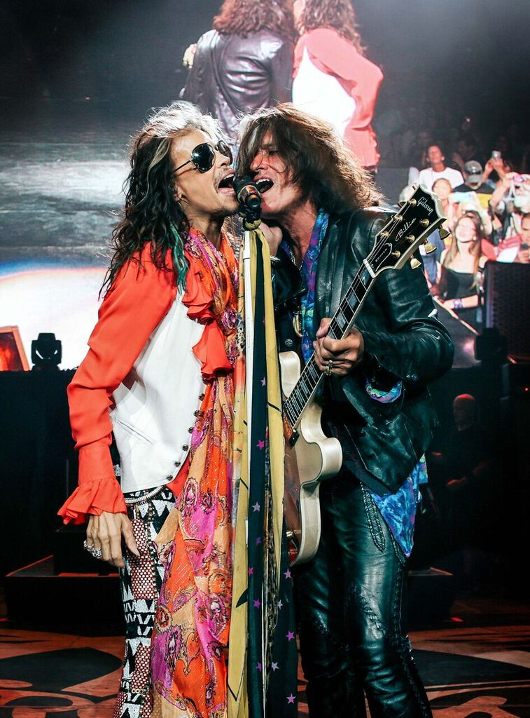 AeroSmith-Rock Music Weekly-music news