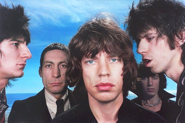 Music News from the rolling stones
