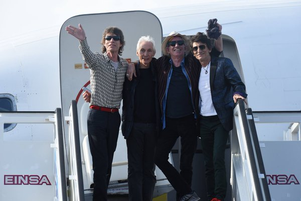 The Rolling Stones-Rock Music Weekly-music news