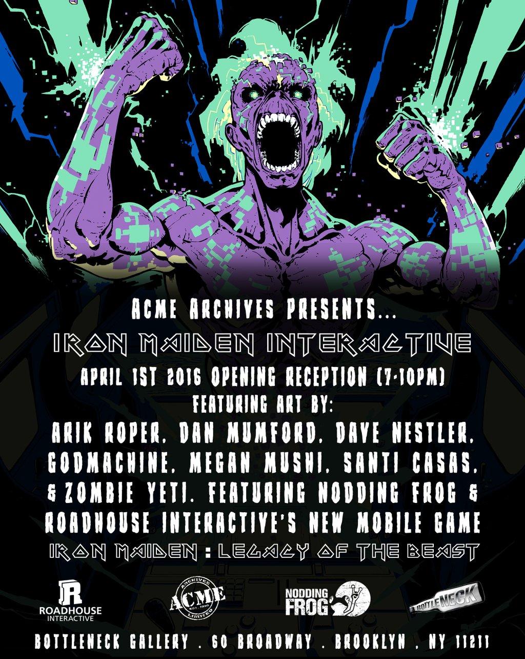 Iron Maiden-Rock Music Weekly-musicnews